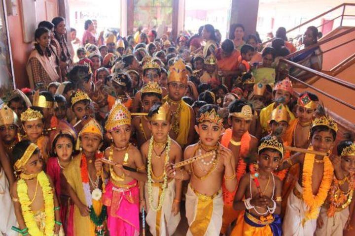 Amrita Vidyalayam-Janmastami Celebrartion