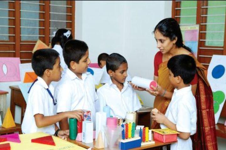 Amrita Vidyalayam-Maths Lab