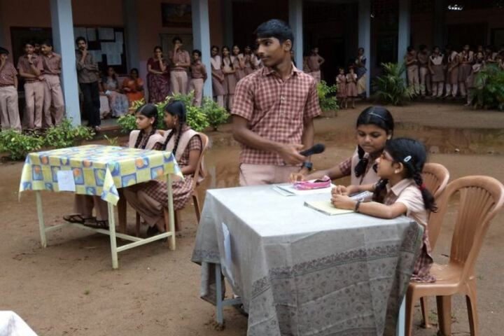 Amrita Vidyalayam-Quiz Competition