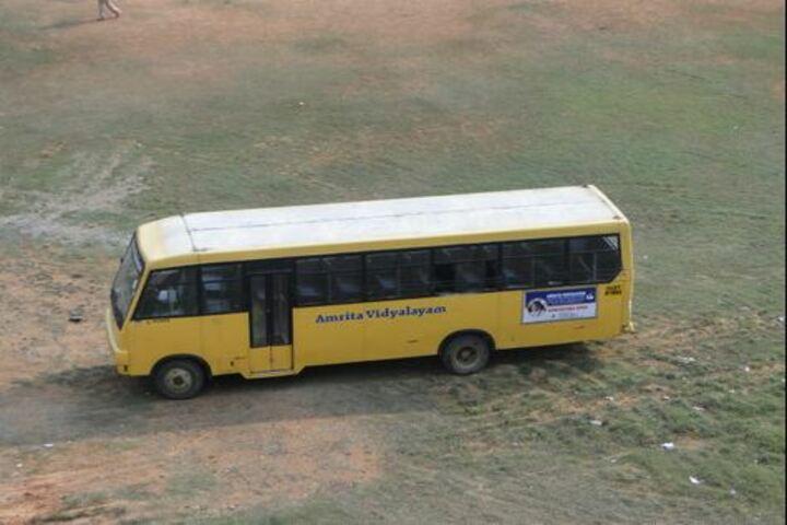 Amrita Vidyalayam-Transportation