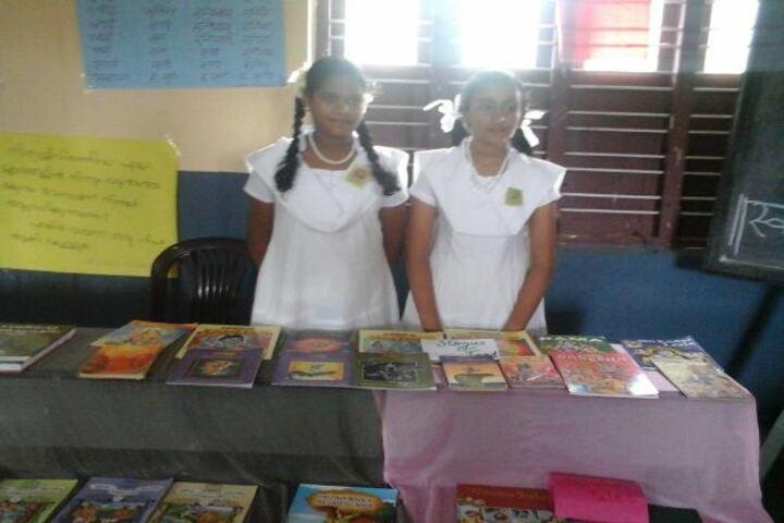 Amrita Vidyalayam-Book Exhibition