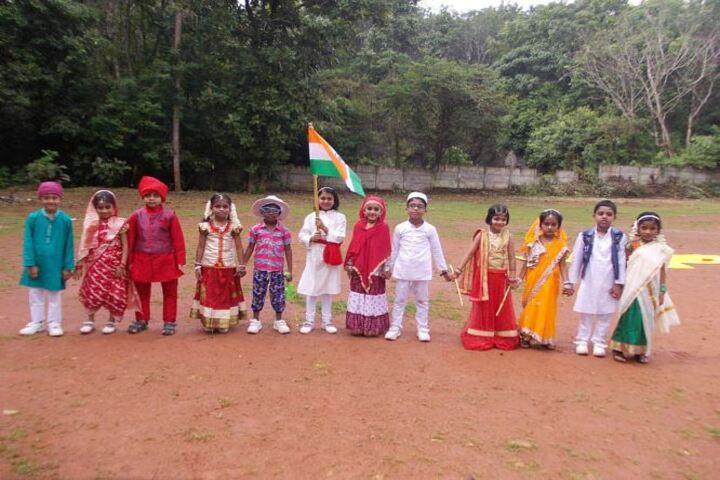 Amrita Vidyalayam-Independance Day