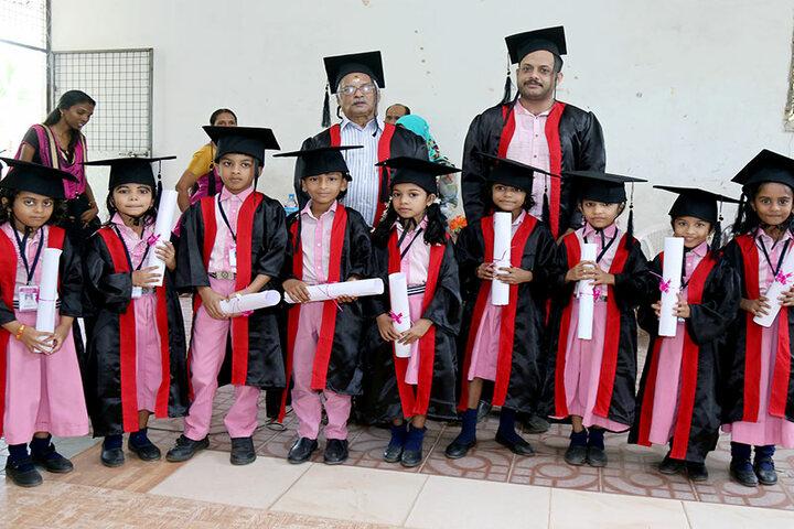 Andulus Public School-Graduation Day