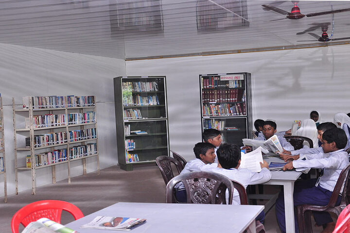 Andulus Public School-Library