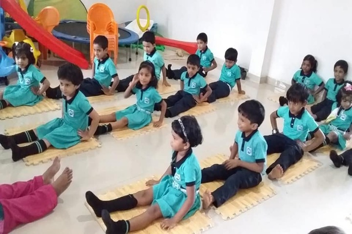 Andulus Public School-Yoga