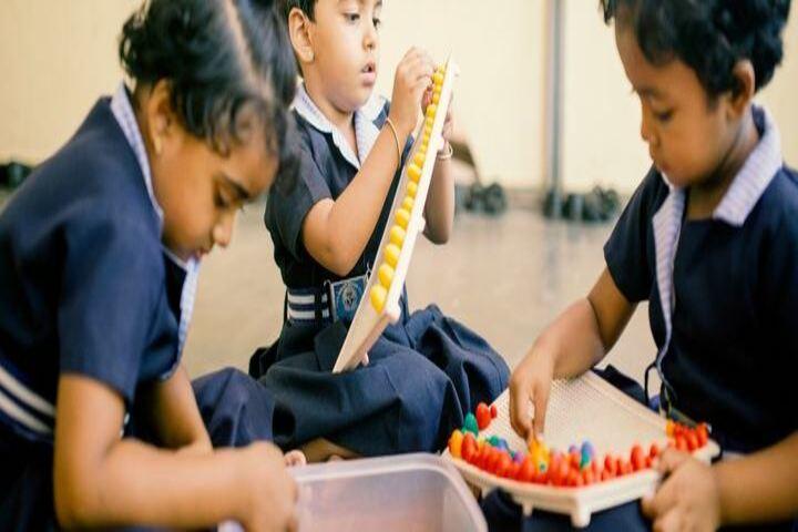 Anns English Medium School-Junior Wing