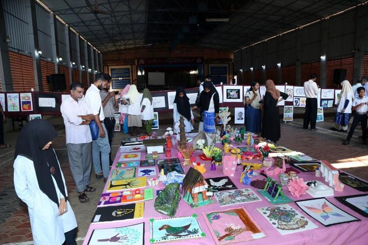 Ansar English School-Art Exhibition