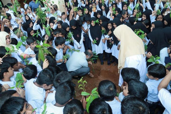 Ansar English School-Environment Day