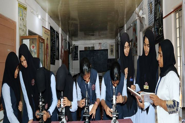 Ansar English School-Lab