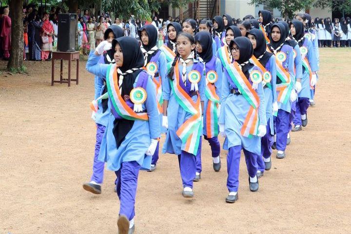 Ansar English School-March Fast