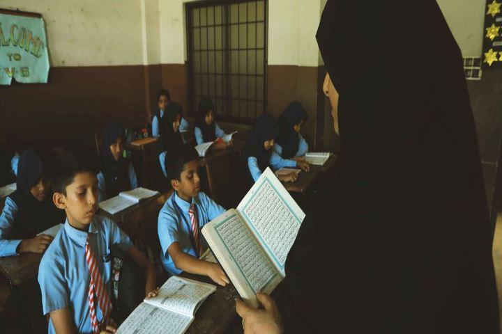 Apex International School-Classrooms
