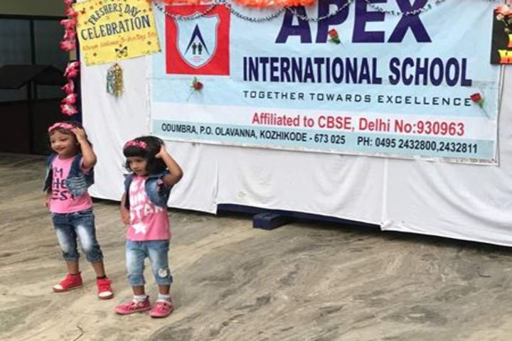 Apex International School-Dances