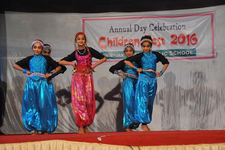 Apex Public School-Dances