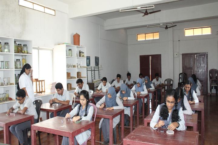 Arafa English School-Biology Lab