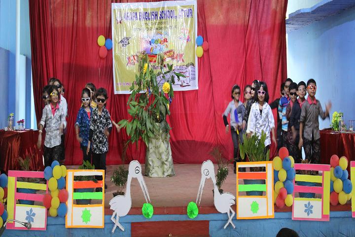 Arafa English School-Kinder Garden Activities
