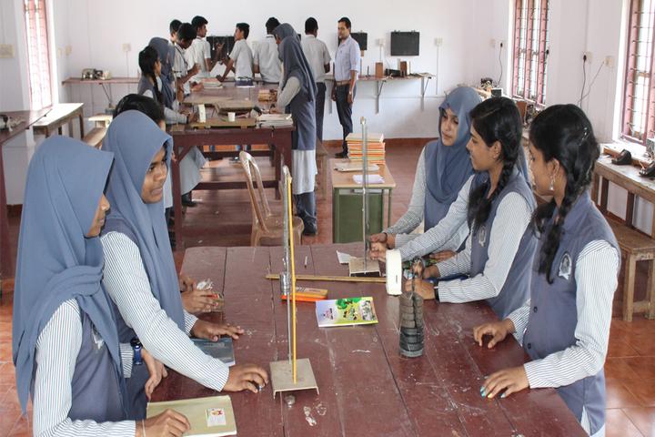 Arafa English School-Physics Lab