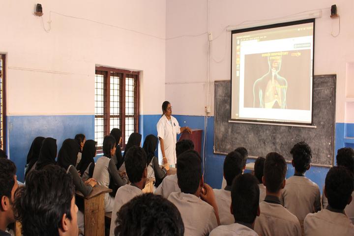 Arafa English School-Smart Classrooms