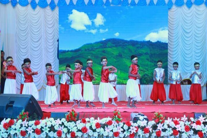 Arafa Public School-Dance Compitition