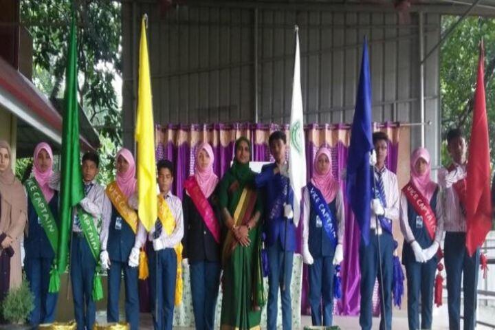 Arafa Public School-House Captains