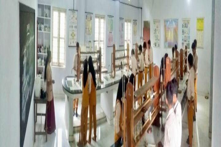 Arafa Public School-Lab