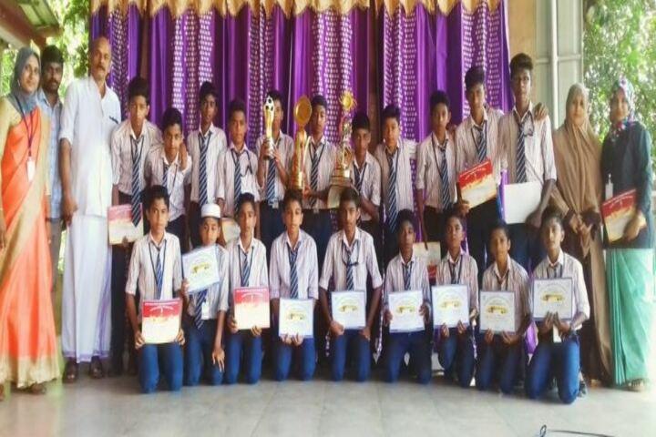 Arafa Public School-Prizes