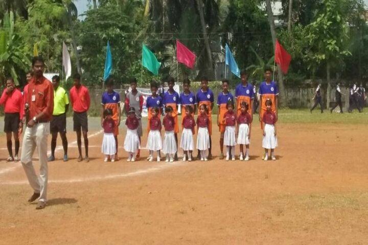 Arafa Public School-Sports Meet
