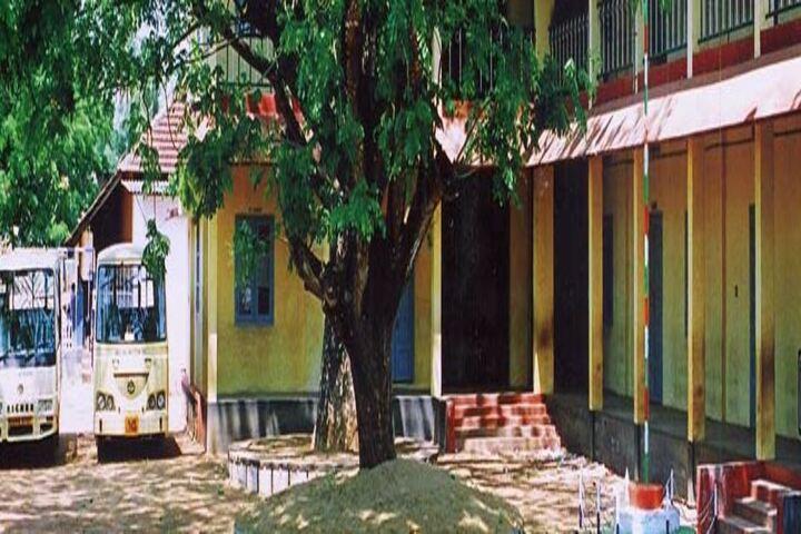 Aravukad Sreedevi English Medium Secondary School-Campus