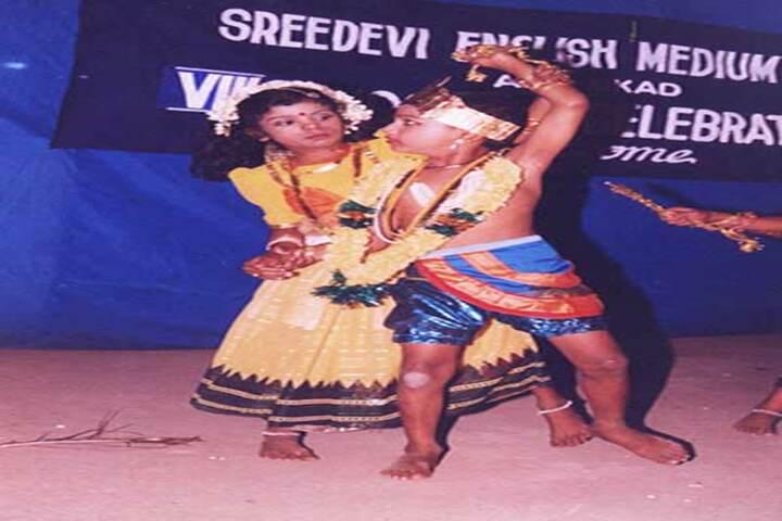 Aravukad Sreedevi English Medium Secondary School-Dance Performance