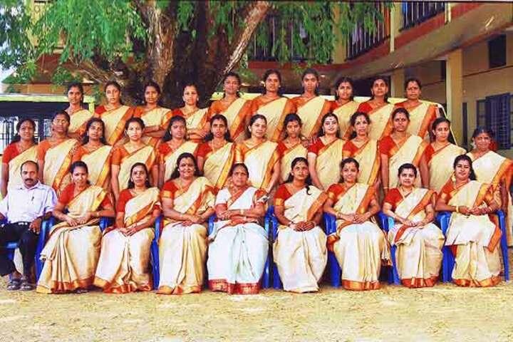 Aravukad Sreedevi English Medium Secondary School-School Faculty