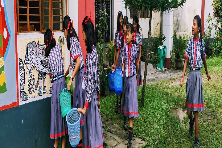 Kendriya Vidyalaya-Cleaniness Campaign