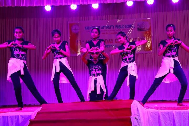 Archbishop Attipetty Public School-Annual Day Dances