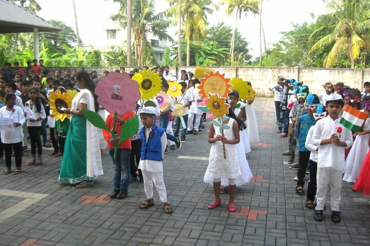 Archbishop Attipetty Public School-Childrens Day