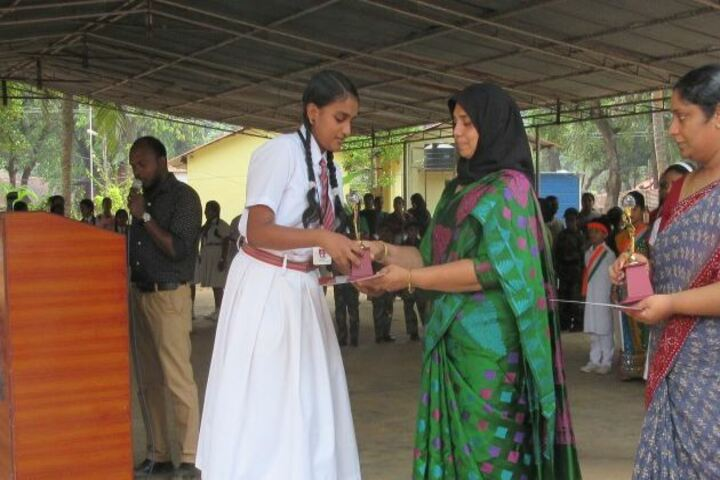 Army Public School-Prize Distribution