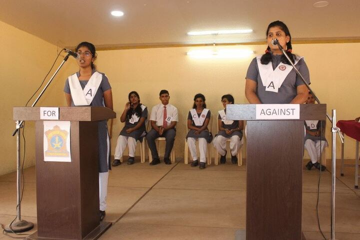 Army Public School-Debate