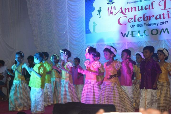 Arsha Vidya Jyothi Public School-Annual Day Dances