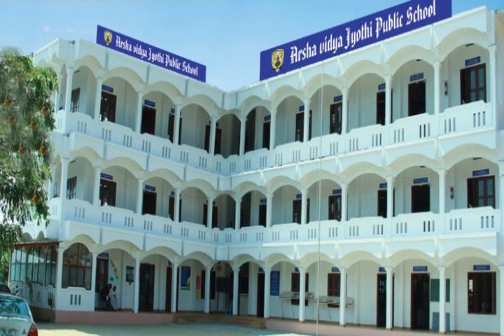 Arsha Vidya Jyothi Public School-Campus