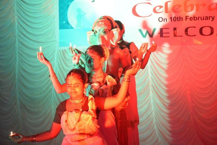 Arsha Vidya Jyothi Public School-Dances