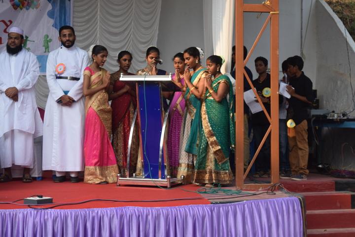 Arsha Vidya Jyothi Public School-Group Song