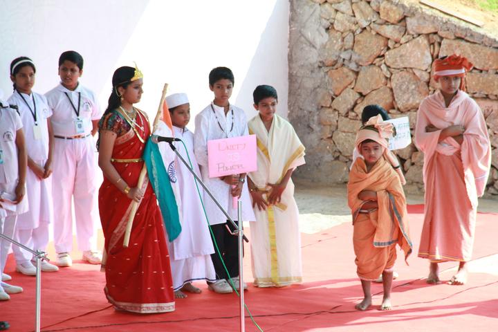Arsha Vidya Jyothi Public School-Independence Day