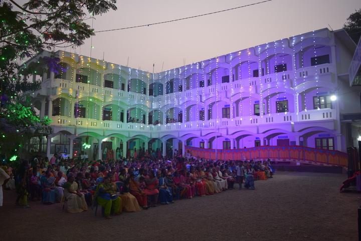 Arsha Vidya Jyothi Public School-School Building