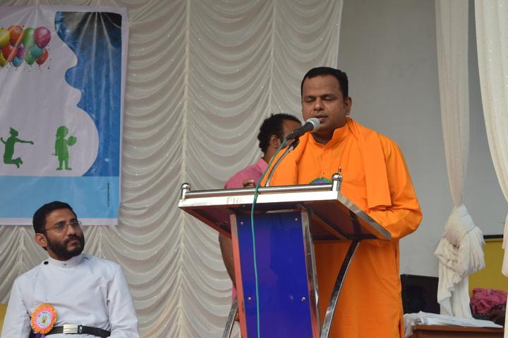 Arsha Vidya Jyothi Public School-Events