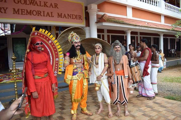 Arvinda Vidyamandiram-Activity