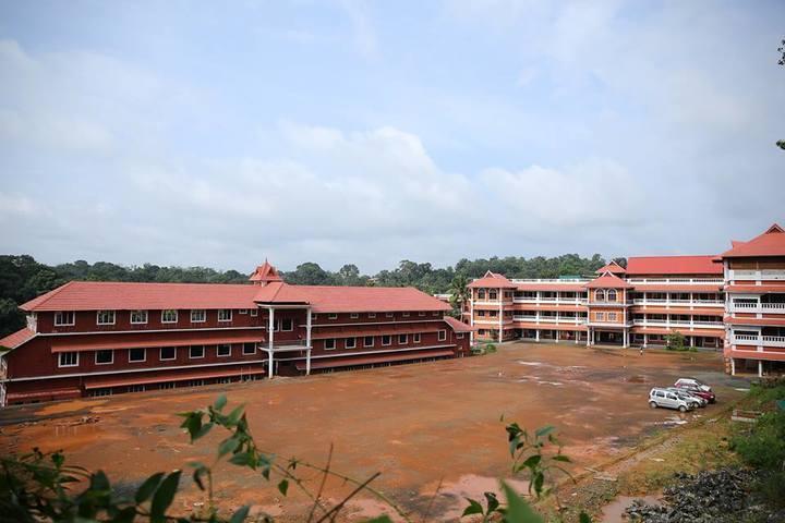 Arvinda Vidyamandiram-Campus View