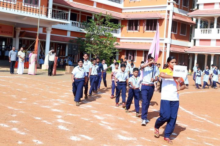 Arvinda Vidyamandiram-Sports Day