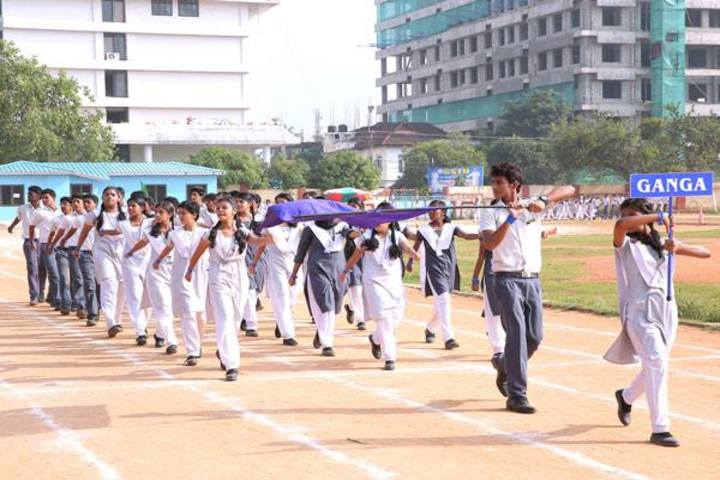Arya Central School-Sports Meet
