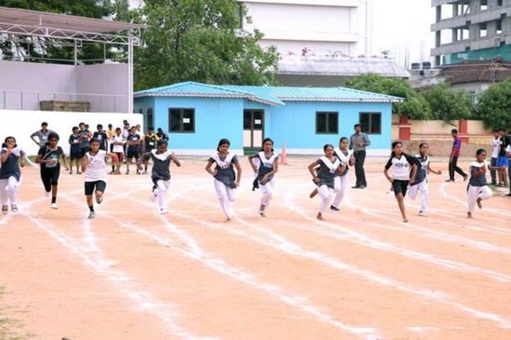 Arya Central School-Sports