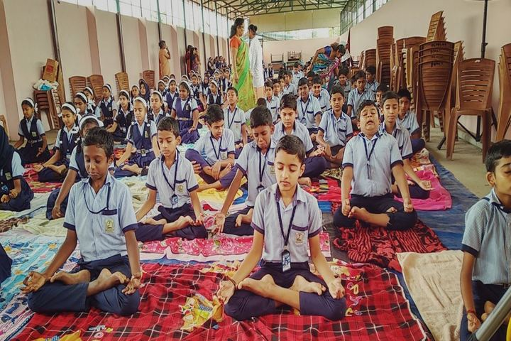 Assisi English Medium School-Yoga