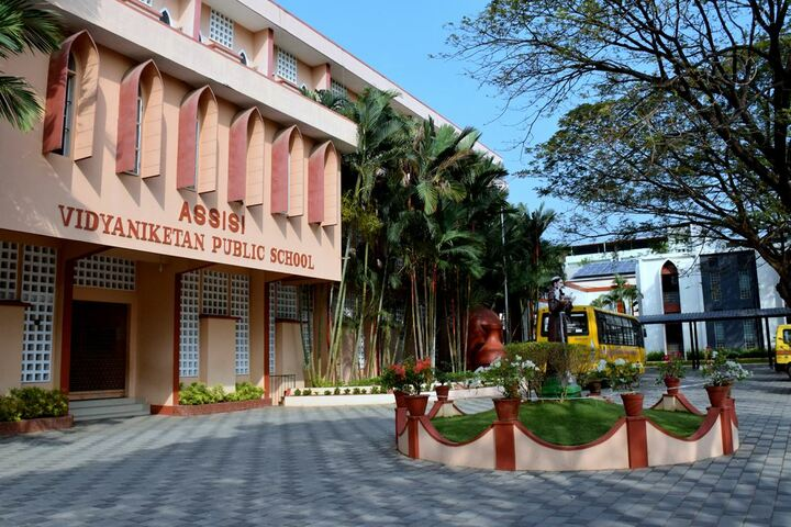 Assisi Vidya Niketan Public School-Building