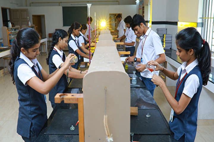 Assisi Vidya Niketan Public School-Lab