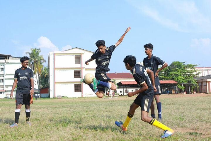 Assisi Vidya Niketan Public School-Sports